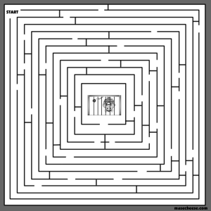 maze 9