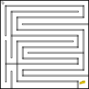 Mazecheese Maze 14