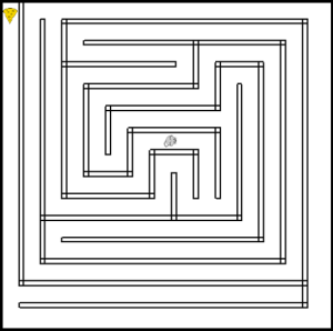 Maze 15 at mazecheese.com