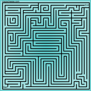 Maze #27